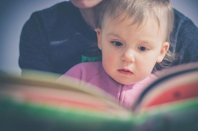 Książeczki jako dziecięca edukacja